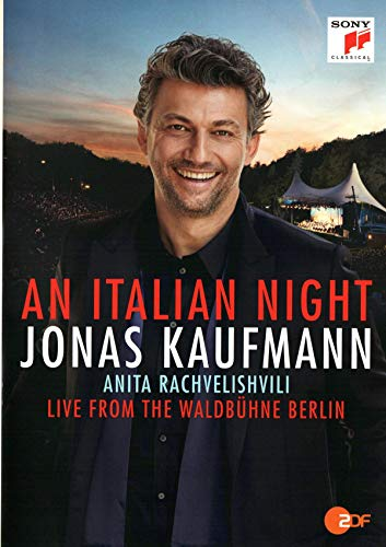 An Italian Night - Live from the Waldbühne Berlin (Italian Star)