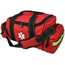 Lightning X Large EMT Medic First Responder EMS Trauma Jump Bag w/ Dividers
