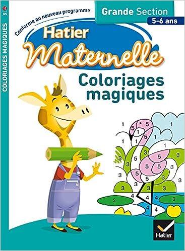 Coloriage En Ligne Grande Section.Livres Gratuits En Ligne Sans Telechargement Coloriages Magiques