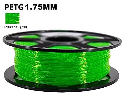 Amazon.com: Danti Tech PETG filamento impresora 3d PETG ...