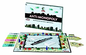 University Games 8509 - Anti-Monopoly