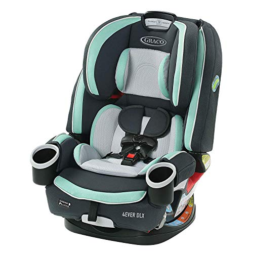 Graco 4Ever DLX 4 in 1 Car Seat Infant to Toddler Car Seat, with 10 Years of Use, Pembroke