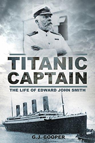 1f75a2653964c Amazon.com  Titanic Captain  The Life of Edward John Smith eBook ...