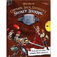 Captain Jack Sparrow's Secret Journal: Pirates of the Caribbean