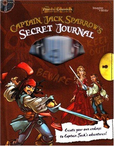 Read Online Captain Jack Sparrow's Secret Journal (Imagine & Write) PDF