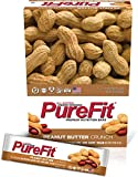 Cheap PureFit Gluten-Free Nutrition Bars with 18 grams Protein: Peanut Butter Crunch, 2 oz Bars, Pack of 15