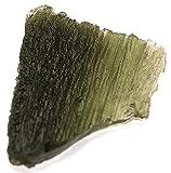 Moldavite Rare Natural High Vibration Crystal Genuine 10.7 Grams MOLD17S2909