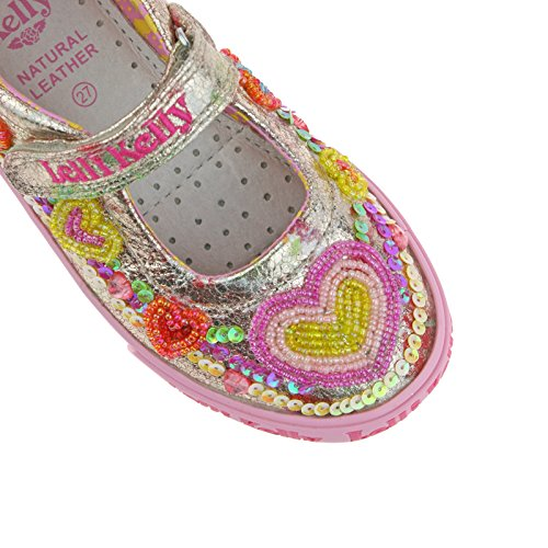 Lelli Kelly Mila Dolly Multi Textile Infant Trainers Multi