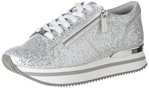 Fornarina Argento Sneaker Donna Tina 90 silver qtRrtH