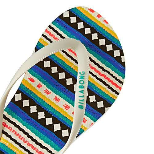 Tongs Multicolores Stripes - 38
