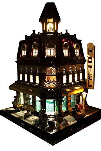 Brick Loot Lighting Kit for Your Café Corner Lego Set 10182 Lego Set is NOT Included