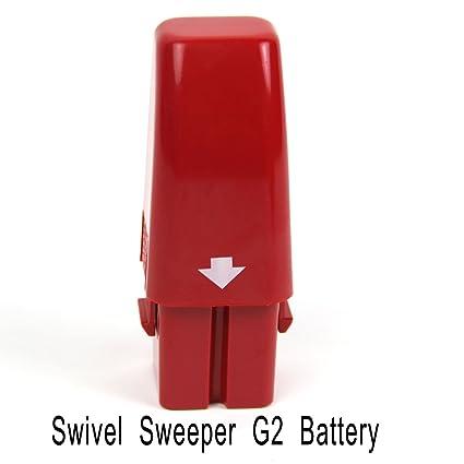 Cargador de batería para escoba swivel sweeper G1, G2, G3 ...