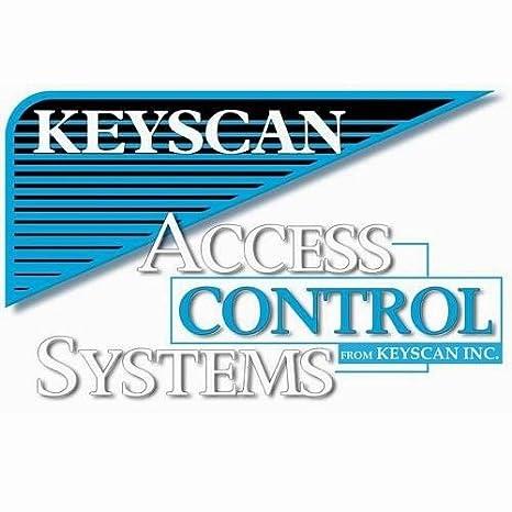 keyscan ca150 single door poe equipped control unit black see notes rh amazon com keyscan access control wiring diagram Keys Can Marketing