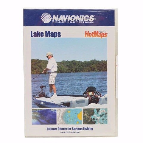 Navionics HotMaps Platinum - Chart 3 - South MN - SD Card