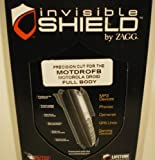 invisibleSHIELD for Motorola Droid - Full Body