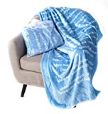 BlankieGram Healing Thoughts Blanket The Ultimate Caring Gift (Blue)