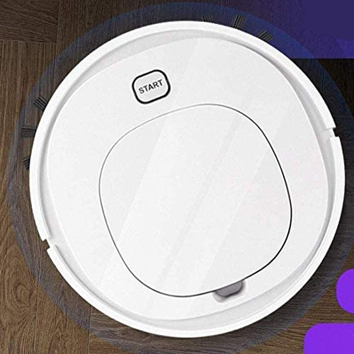 Cisooczg 2020 Nouveau smartFashion Robot de Nettoyage Intelligent et Absorption, Vide et Mop robotique Machine de remorquage Aspirateur ralenti Maison Propre