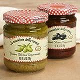 Olive Tapenades by Conserve Della Nonna - Green (190 gram)