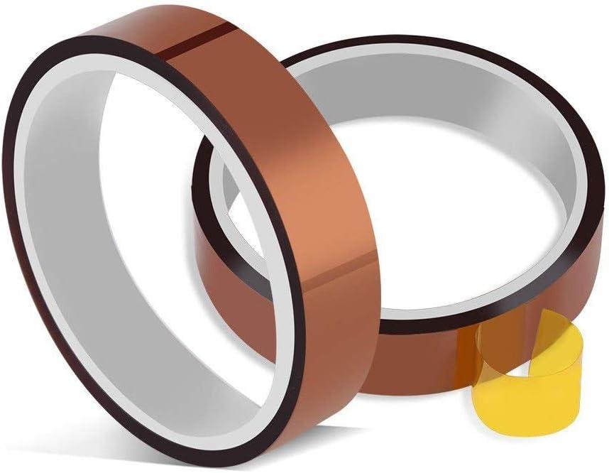 Sublimation Heat Transfer Tape Digital Mug Press 3/8'x36yds2 Rolls