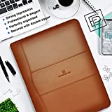 Epping & Park Business Leather Portfolio | Handmade