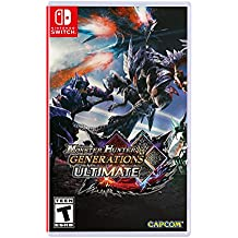 Monster Hunter Generations Ultimate - Nintendo Switch