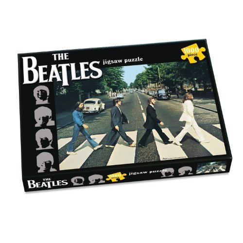 The Beatles Abbey Road 1000 Piece Jigsaw Puzzle ~~ Classic Album