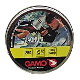 Gamo 632022554 Magnum Spire Point Double Ring Pellets .22 Caliber Tin of 250