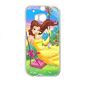 RHGGB beauty and the beast Hot sale Phone Case for HTC One M8