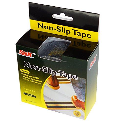 S&X Non Slip Tape - 2 Inch x 16.4 Foot - Anti slip for Steps