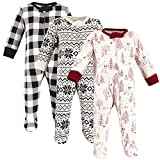 Touched by Nature Baby Organic Cotton Sleep and Play, Winter Woodland, 6-9 Months