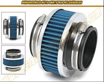 HPP Cold Air Intake ByPass Valve Filter 2.75