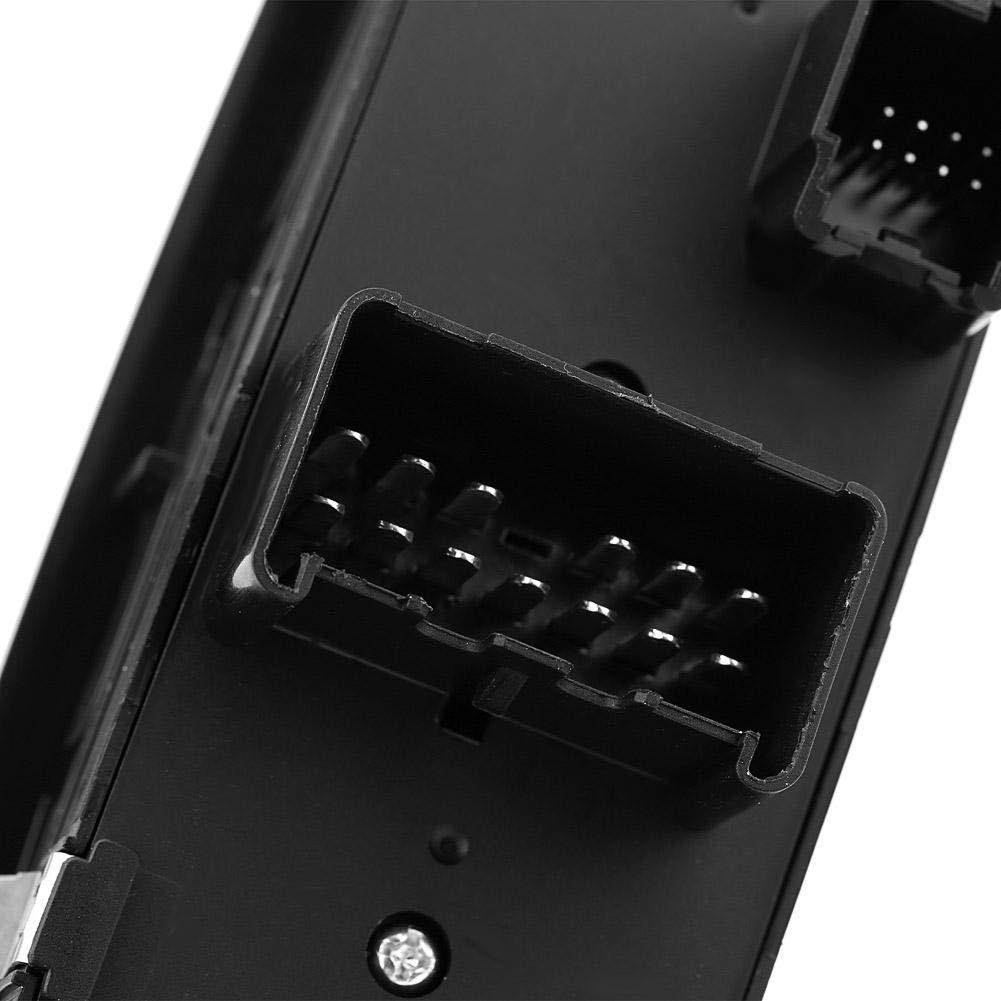 lado izquierdo Conductor Interruptor de control de elevalunas el/éctrico principal para 4602632AG Suuonee Interruptor de elevalunas el/éctrico