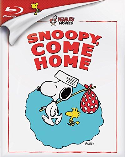 Peanuts:  Snoopy, Come Home [Blu-ray]