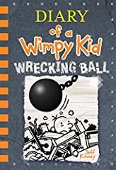 In Wrecking Ball, Book 14 of the Diary of a Wimpy Kid series—from #1 international bestselling author Jeff Kinney—an unexpected inheritance gives Greg Heffley's family a chance to make big changes to their house. But they soon...