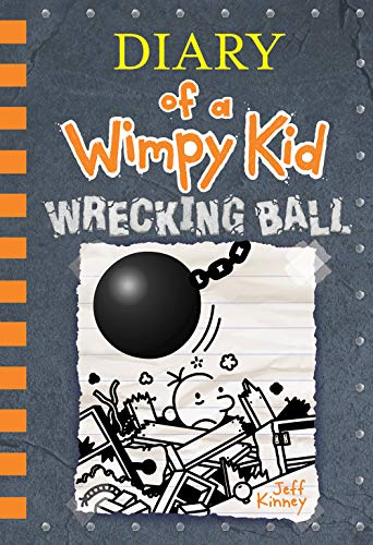 Book Cover: Wrecking Ball