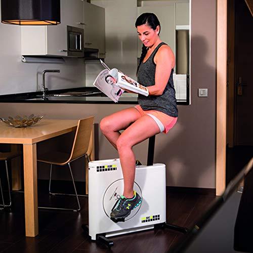 BH Fitness - Bicicleta estática Kube Bike: Amazon.es: Deportes y aire libre