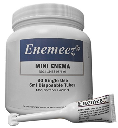 Enemeez Mini-Enema, 30 Count