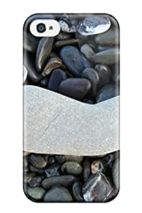 Durable Protector Case Cover With Rock Hot Design For Iphone 4/4s