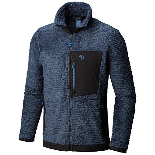 Mountain Hardwear Mens Monkey Man Fleece Jacket - Zinc - XL