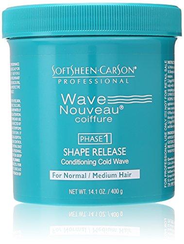Softsheen Carson Wave Nouveau Coiffure Shape Release, Normal