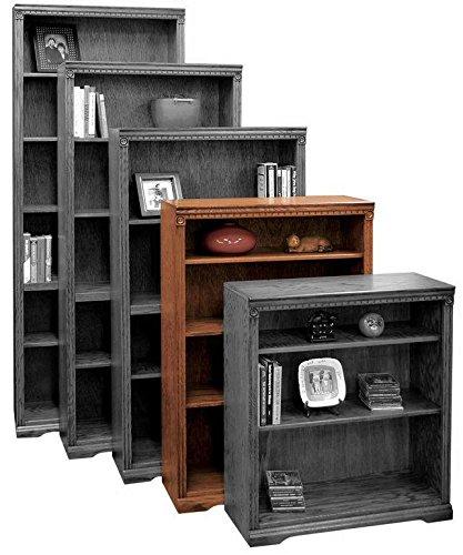 Legends Furniture SD6848.Rst Scottsdale Bookcase, 48