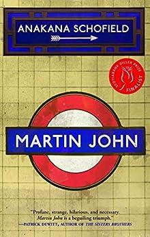 Martin John by [Schofield, Anakana]