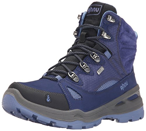 Ahnu Women's North Peak Event Backpacking Boot, Midnight Blue, 10 M US by Ahnu