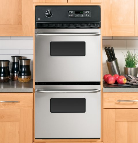 inless Steel Electric Double Wall Oven ()