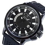 Men's Watch Casual Fashion Quartz Analog Wrist Watch 3ATM Water Resistant Date Watches for Men – Black