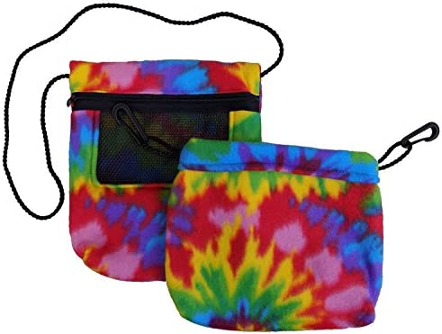 Bonding & Sleeping Pouch Combo Bundle for Sugar Gliders and small pets (Tie Dye) / Bonding & Sleeping Pouch Combo Bundle for Sugar Gliders and small pets (Tie Dye)