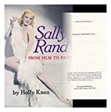 img - for Sally Rand: From Film to Fans by Holly Knox (1988-03-03) book / textbook / text book