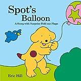 Spot's Balloon, Eric Hill, 0399255311
