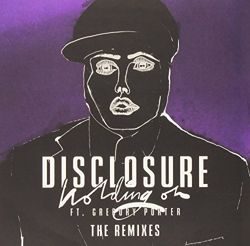 Disclosure - Holding On (CDS) - Zortam Music