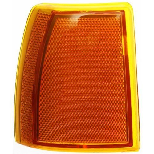 DAT AUTO PARTS Side Marker Light Assembly Replacement for 89-92 Ford Ranger 91-94 Ford Explorer Corner of Fender Front Left Driver Side FO2550107